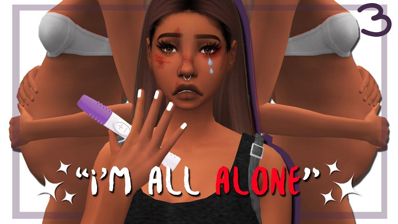 Runaway Teen Pregnancy Challenge The Sims 4 Ep 3 Youtube