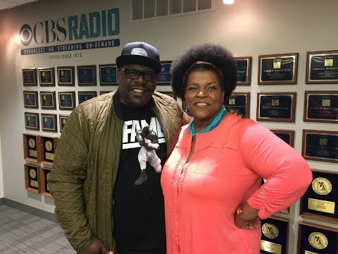 Cedric The Entertainer Interview with Carol Daniel