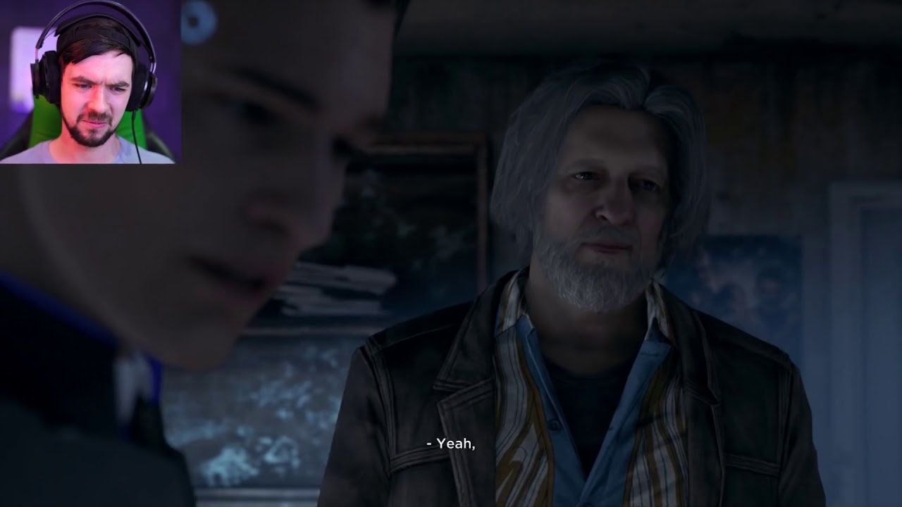 IS THAT SUPPOSED TO HAPPEN!   Detroit Become Human   Part 2