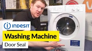 How to Replace an Indesit Washing Machine Door Seal