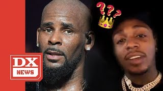 R. Kelly Responds To Jacquees Claiming He's The