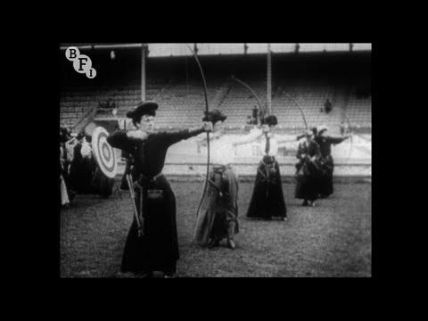 The 1908 London Olympics