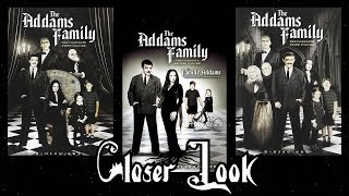 The Addams Family DVD Sets Closer Look
