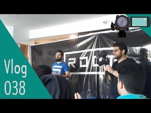 Vlog 038 - Egypt's Creator Community