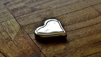 How to Make a Mirrored Finish Heart!