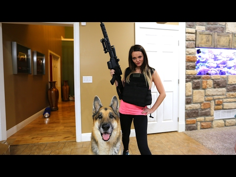Thumbnail: SHE'S ARMED AND DANGEROUS!!