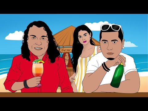 Danny L feat Деян Неделчев - СВЕЖО МИ Е (Animated Video)