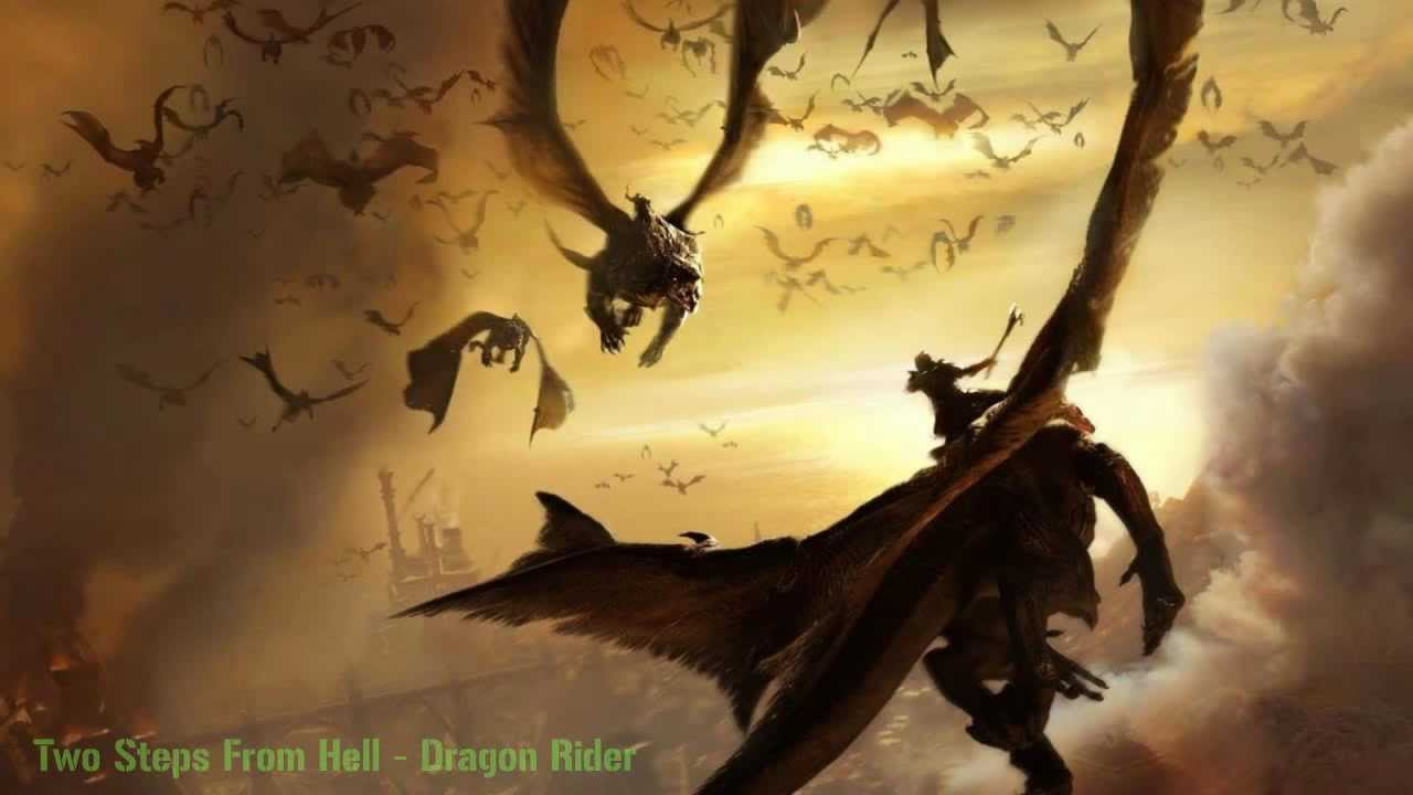 Two Steps From Hell Dragon Rider Youtube