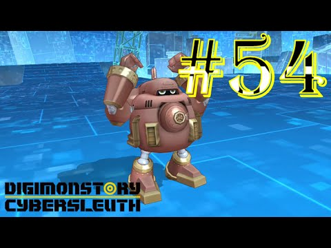 Digimon Story: Cyber Sleuth - Chapter 7 - Part 54 - Syakomon's Property
