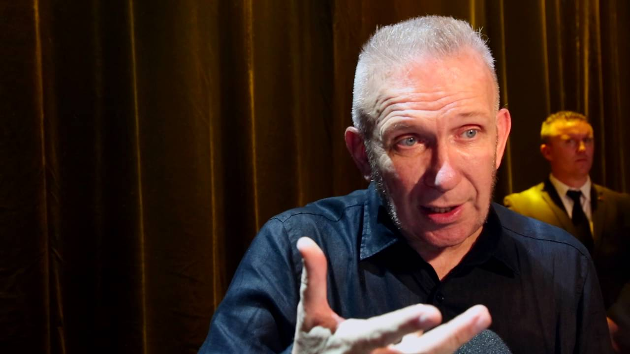 JEAN-PAUL GAULTIER | Haute Couture Fall Winter 2016/17 (EXCLUSIVE INTERVIEW)