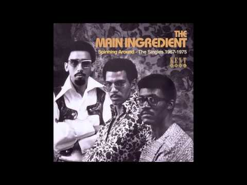 Image result for THE MAIN INGREDIENT BAND