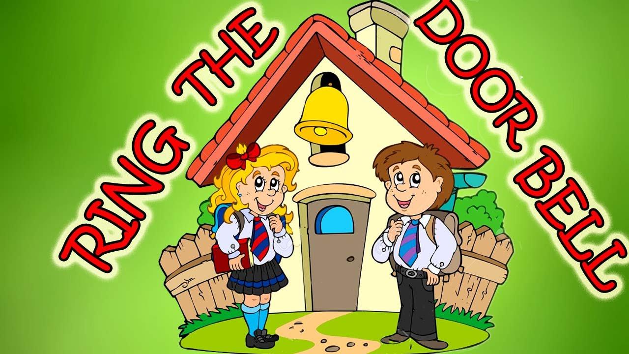 u0027Ring The Door Bellu0027 | Popular Nursery Rhymes | Englis Rhymes for Kids | Kids Station  sc 1 st  YouTube & Ring The Door Bellu0027 | Popular Nursery Rhymes | Englis Rhymes for ...