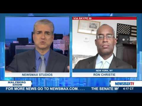 Malzberg | Ron Christie discusses the GOP and the Confederate flag