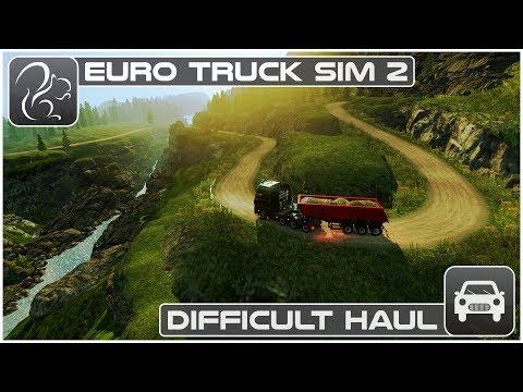 Difficult Haul (ETS2 ProMods 2.20 Beta)