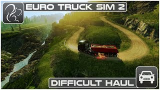 Difficult Haul (ETS2 ProMods 2.20 Beta)