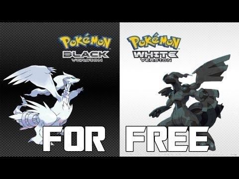 free ds games  pokemon
