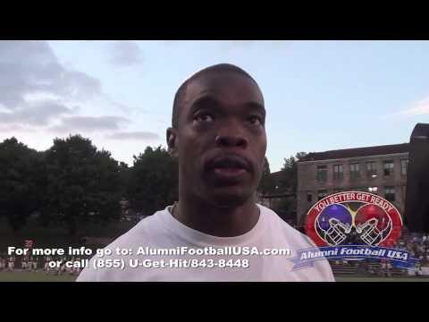 Leonard Little (Interview) Alumni Football USA