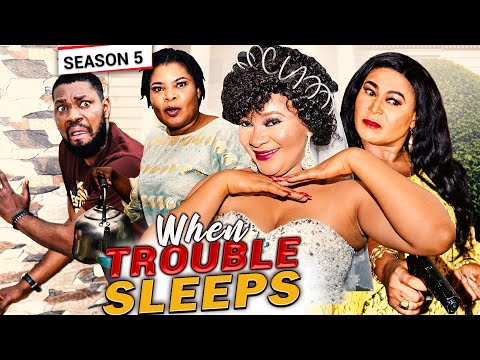 When Trouble Sleeps  FINAL EPISODE  (New Hit Movie)- JERRY WILLIAMS 2020 LATEST NOLLYWOOD MOVIE