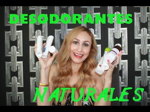Desodorantes Naturales y Veganos