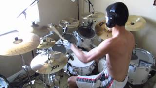 Snake Oil and Holy Water by Parkway Drive: Drum Cover by Joeym71
