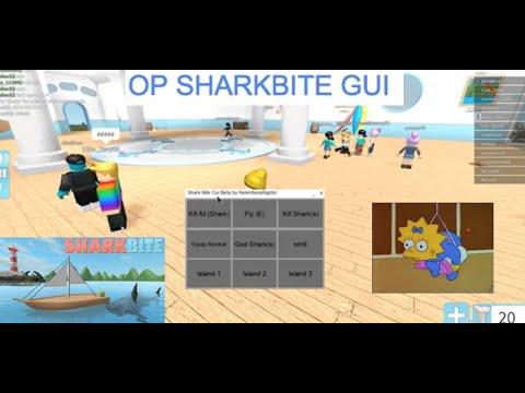 Roblox Shark Bite Teeth Hack Roblox Hack Gui Roblox Promo Codes