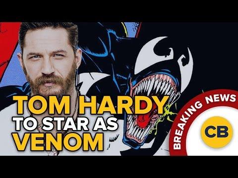 BREAKING: Tom Hardy To Star As VENOM