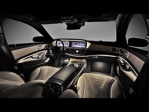 2014 mercedes s class coupe concept interior 720p hd youtube - 2014 mercedes c class interior ...