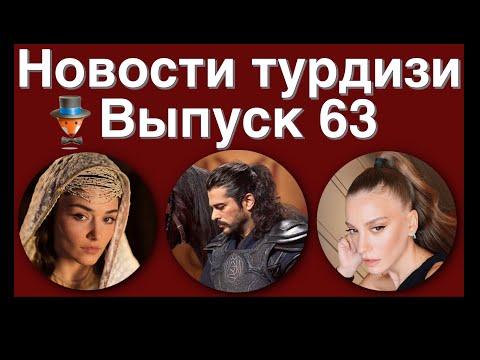 Новости турдизи.  Выпуск 63