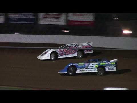 Lucas Oil Speedway MLRA Late Model Heat 2 9/21/7