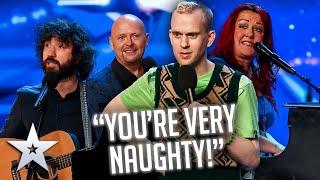 HILARIOUS COMIC MUSICIANS! | Britain's Got Talent