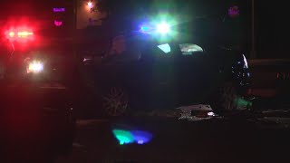 Crosstown crash leaves innocent motorist in life-threatening condition
