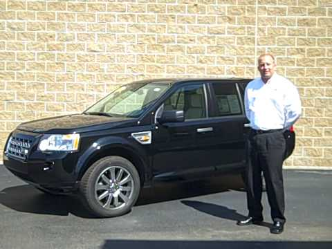 Brian Lister Showcases 2008 Land Rover Lr2 Hse Youtube