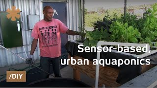 Internet of food: Arduino-based, urban aquaponics in Oakland