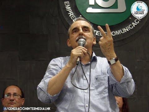 Cena de fin de año 2017 de La Nestor Kirchner