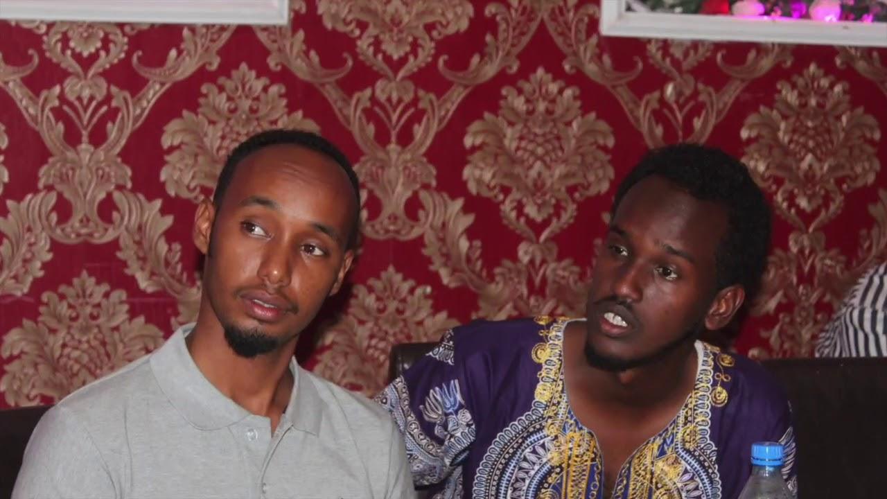 safarka nabadda training on internet safety and civic engagement in Mogadishu safarkaVideo