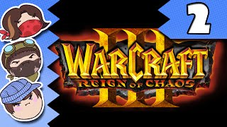 Warcraft III Reign of Chaos: Everything is Gold! - PART 2 - Steam Train