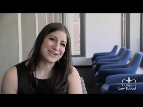 Sabrina Singer '18 on Columbia Law's Collaborative Community