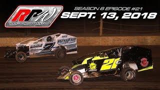Race Pro Weekly - Season 6 Episode #21 - September 13, 2018