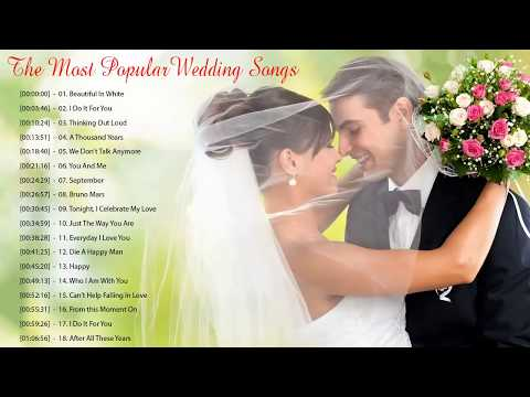 The Best Wedding Song 2018