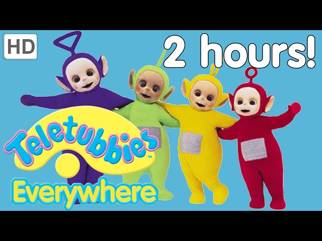 Teletubbies Everywhere Pack - 2 Hours