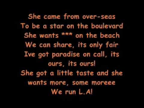 Strange Advance – We Run Lyrics | Genius Lyrics