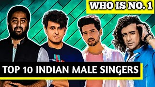 TOP 10 BEST INDIAN MALE VOCALIST OF 2020