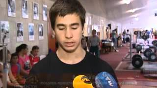 Новости 24 Сочи Сборная России по тяжелой атлетике в Сочи