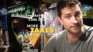 "RGA TV Ad: Tom Barrett - Wisconsin ""All Time Worst"""