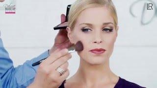 Уроки макияжа от LR (5). Праздничный, гламурный макияж.