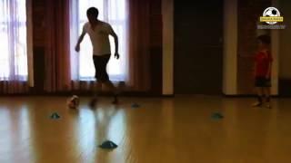 Индивидуальная тренировка по футболу в Школе Мяча  Фитнес центр ЗЕБРА