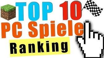 10 BESTE PC Spiele | MEISTVERKAUFTE PC Games 🔥🖥 | #BesserWissen