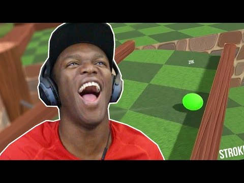 Thumbnail: BIG BALL GOLF!!