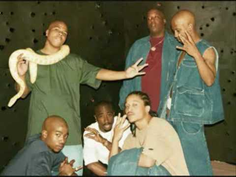 2pac ft outlawz - Just like daddy