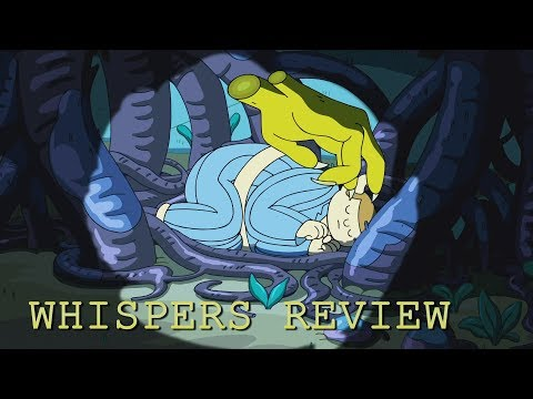 Adventure Time Review: S9E13 - Whispers